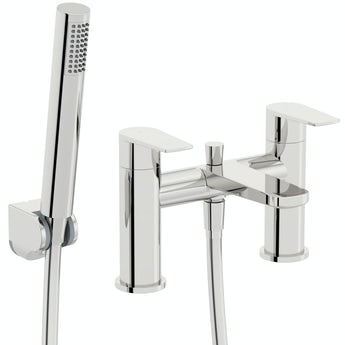 Kirke Combo WRAS bath shower mixer tap