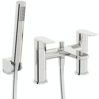 Kirke Combo bath shower mixer tap