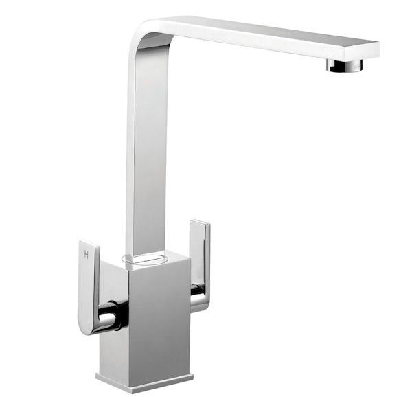 Rangemaster Quadrant kitchen tap