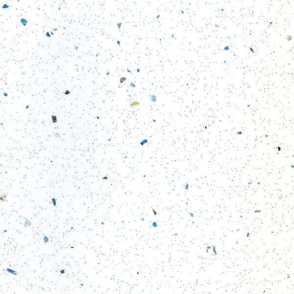 Oasis 38mm stardust white worktop
