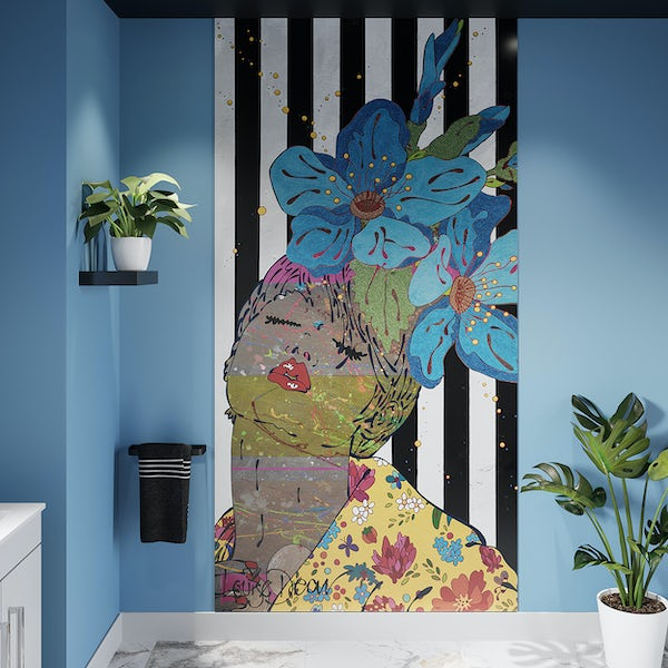 Louise Dear And I Think Of You freestanding bath suite 1500 x 700mm
