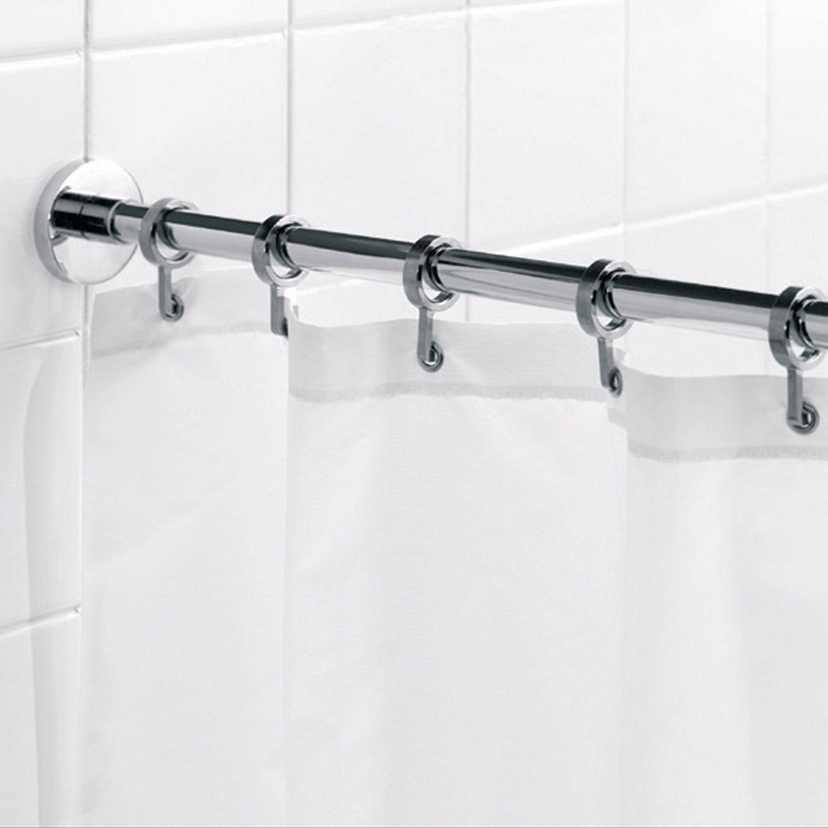 Croydex Luxury round shower curtain rail