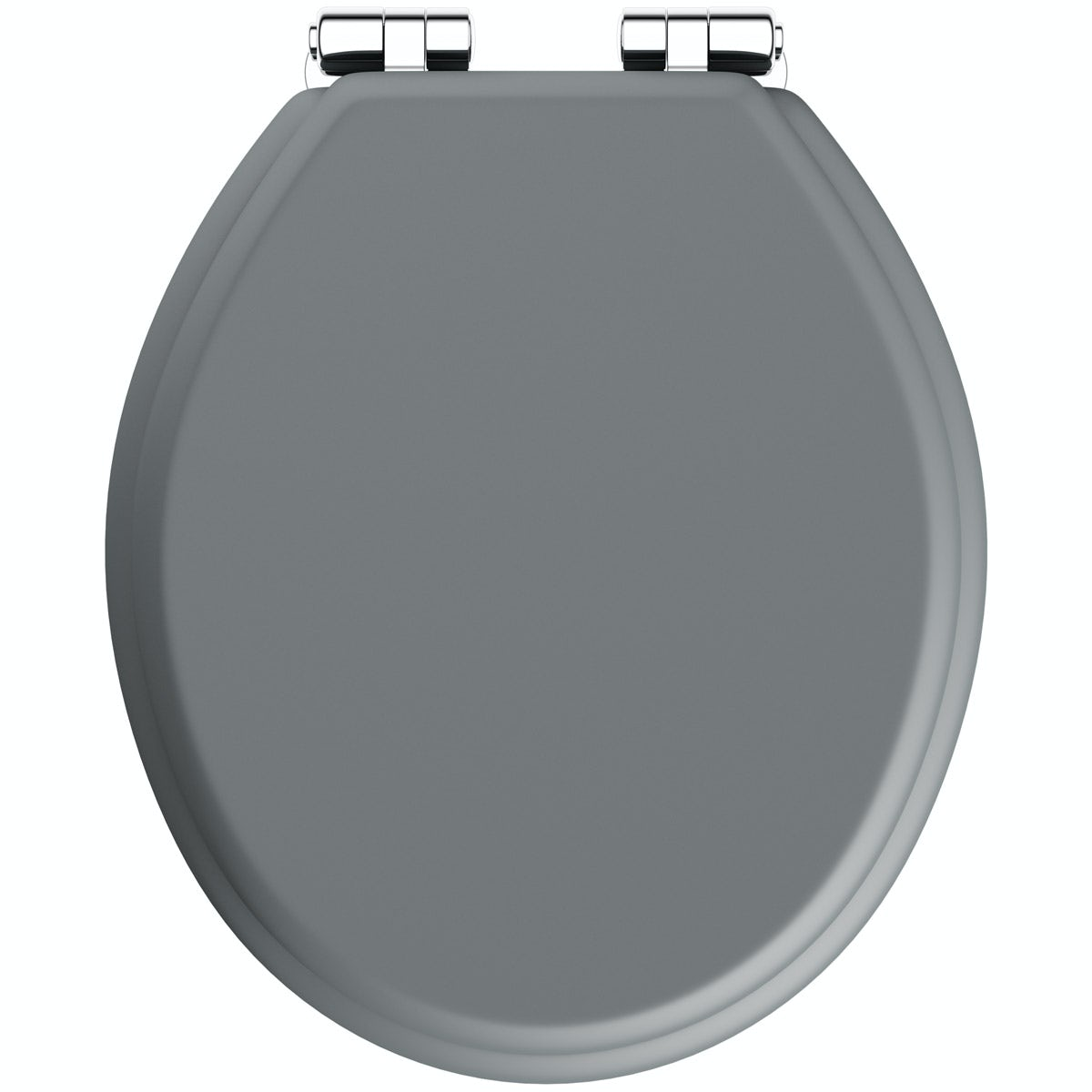 Awe Inspiring The Bath Co Traditional Dulwich Stone Grey Engineered Wood Toilet Seat With Top Fixing Soft Close Hinge Onthecornerstone Fun Painted Chair Ideas Images Onthecornerstoneorg
