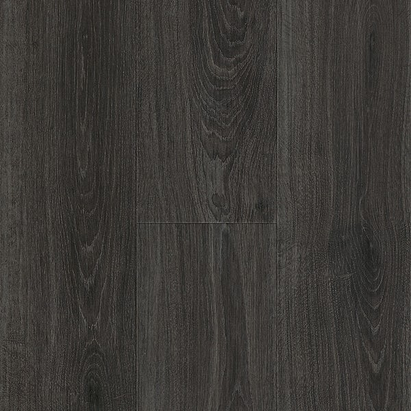 Aqua Step Anthracite oak waterproof laminate flooring 1200mm x 170mm x 8mm