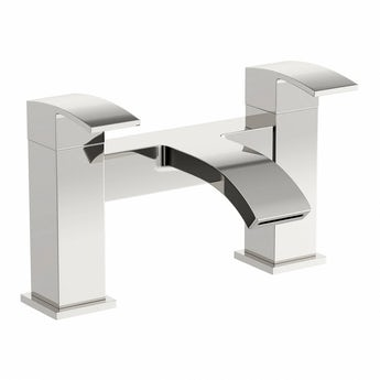 Orchard Wye bath mixer tap