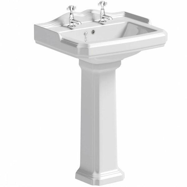 Winchester Basin & Pedestal (2TH)