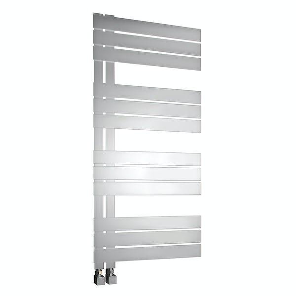 Reina Ricadi stainless steel designer towel rail