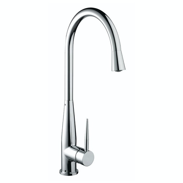 Bristan Champagne easyfit single lever kitchen mixer tap