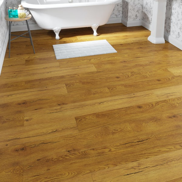 Malmo Rigid click tile embossed & matt 5G Ivar flooring 5.5mm