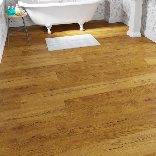 Malmo Rigid click tile embossed & matt 5G Ivar flooring 5.5mm
