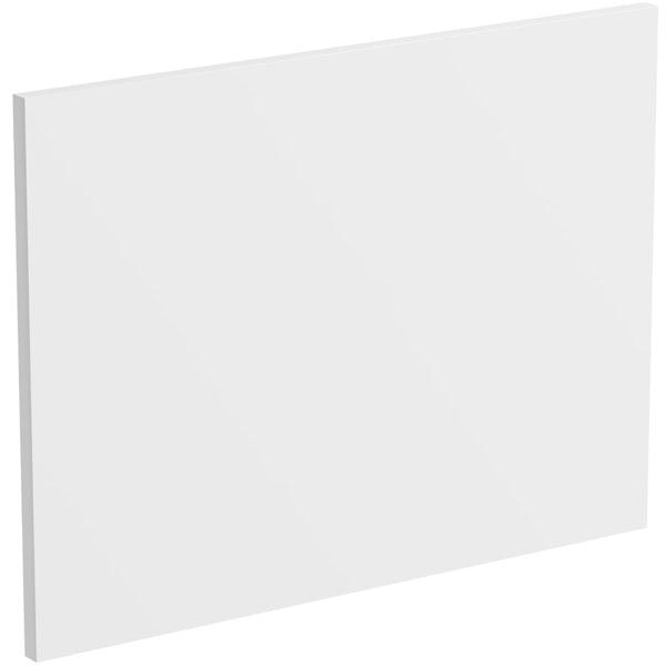 Schon Boston white 600mm integrated extractor door