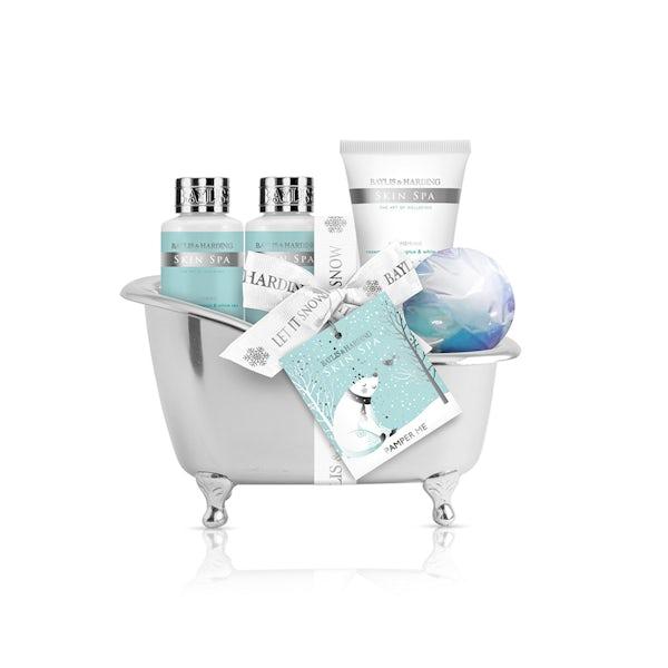 Skin spa large bath set
