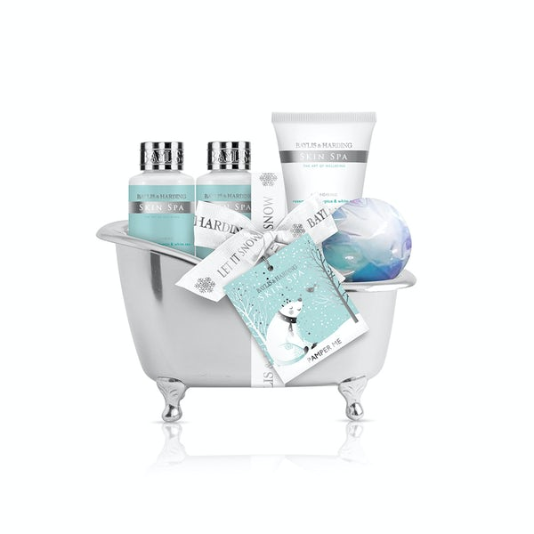 Skin spa large bath set