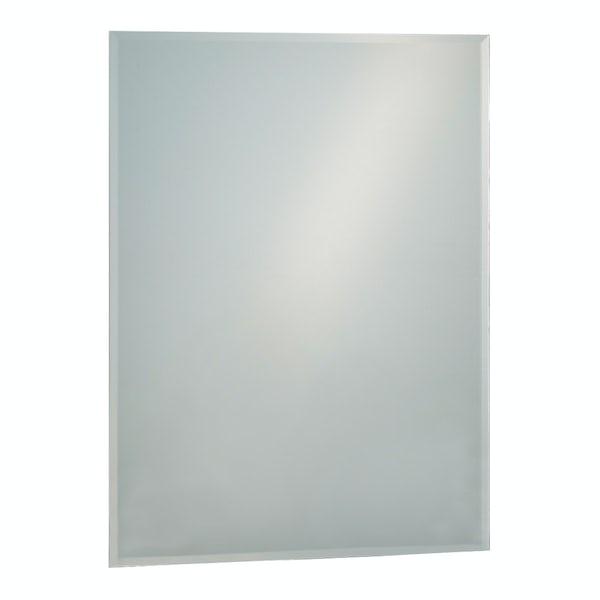 Showerdrape Fairmont 70cm x 50cm rectangular mirror