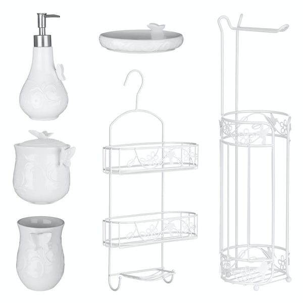 Accents Edelle 6 piece accessory set