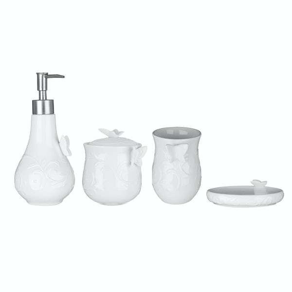 Accents Edelle 4 piece accessory set