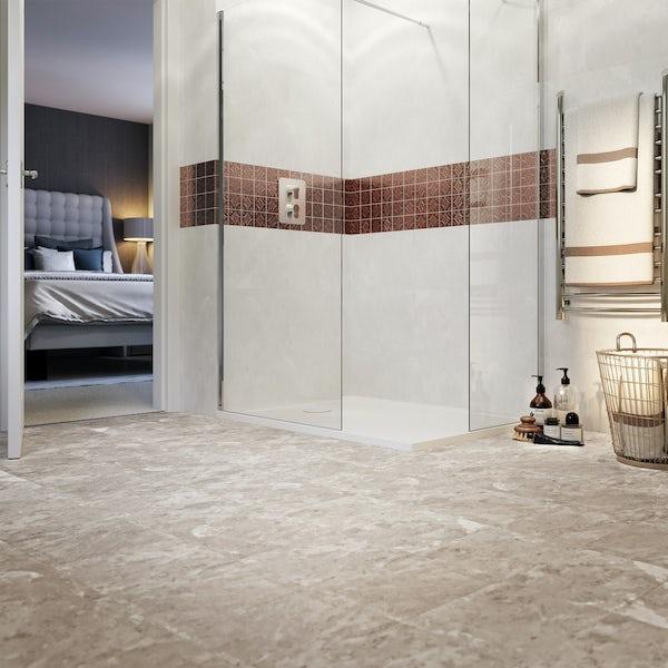 Malmo Rigid click tile embossed & matt 5G Greta flooring 5.5mm