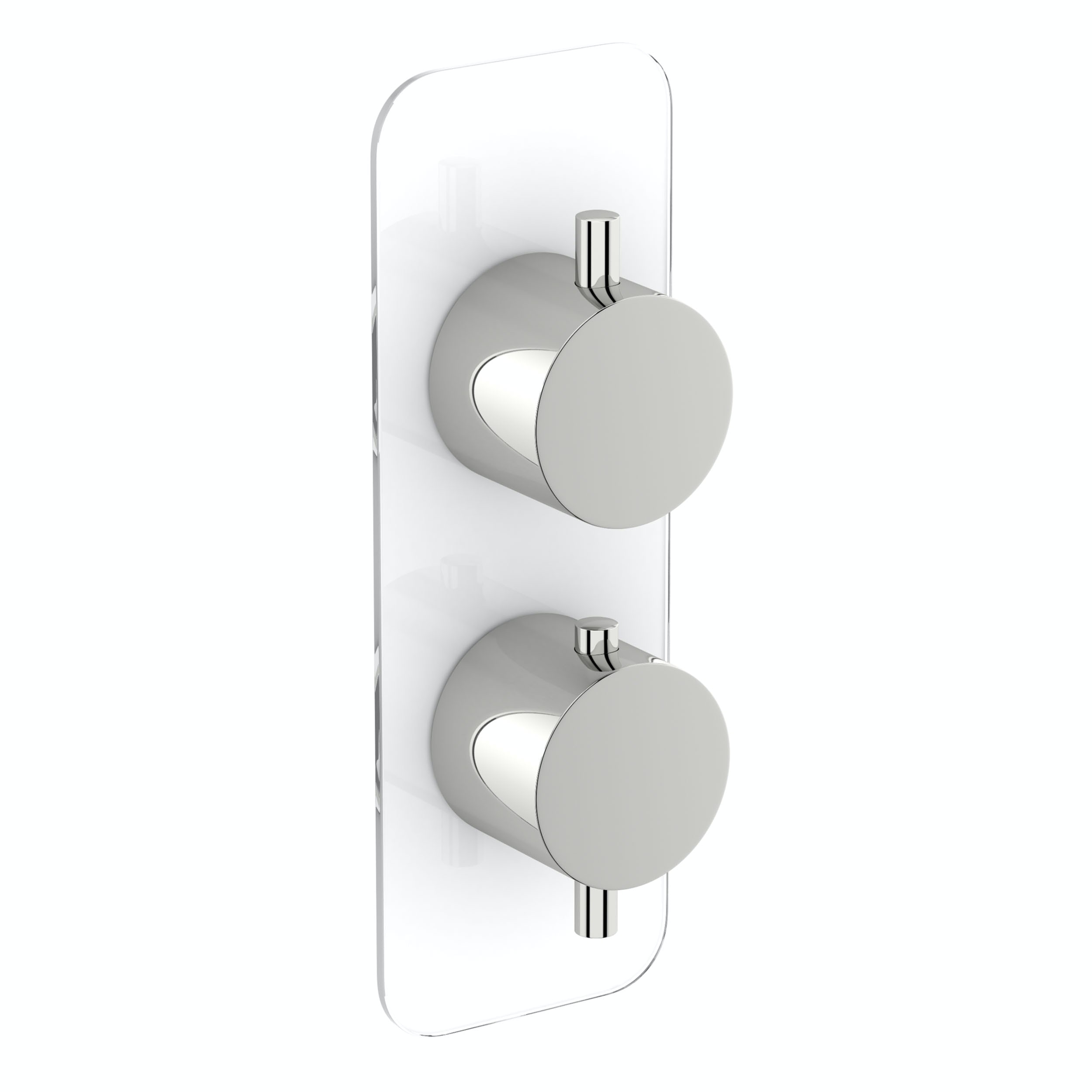 Mode Austin twin thermostatic shower valve