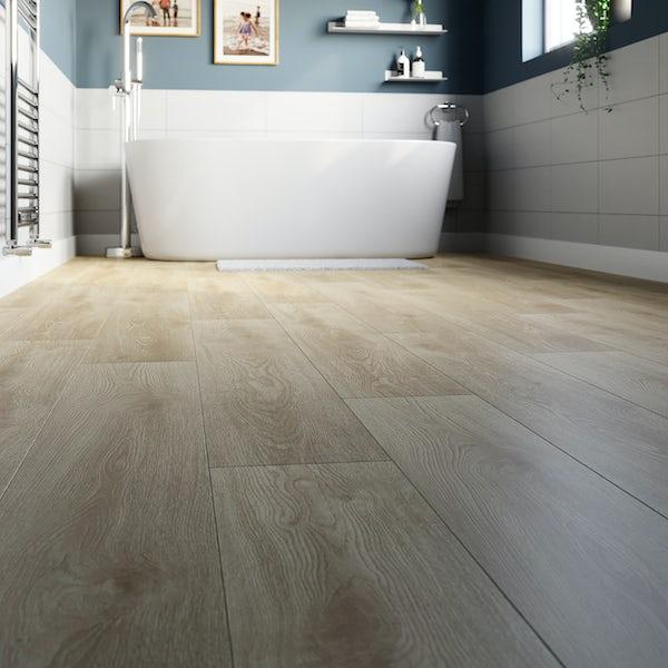 Kronostep Haystack oak SPC flooring