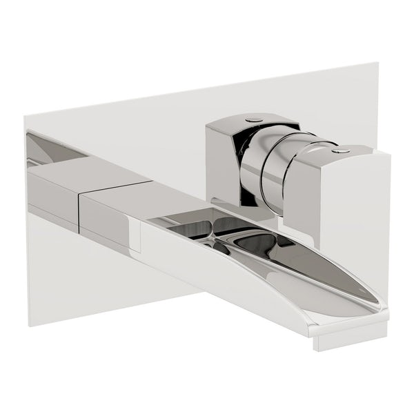 Cooper wall mounted basin mixer tap