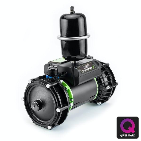 Salamander RP75U 2.0 twin shower pump