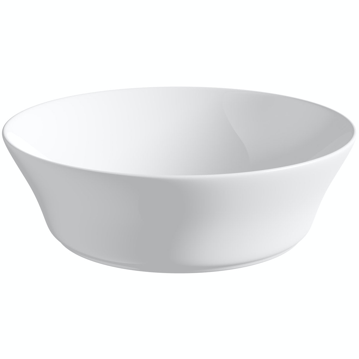 Mode Bowery round thin edge countertop basin 415mm