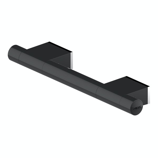 AKW Onyx duo grab rail black 300mm