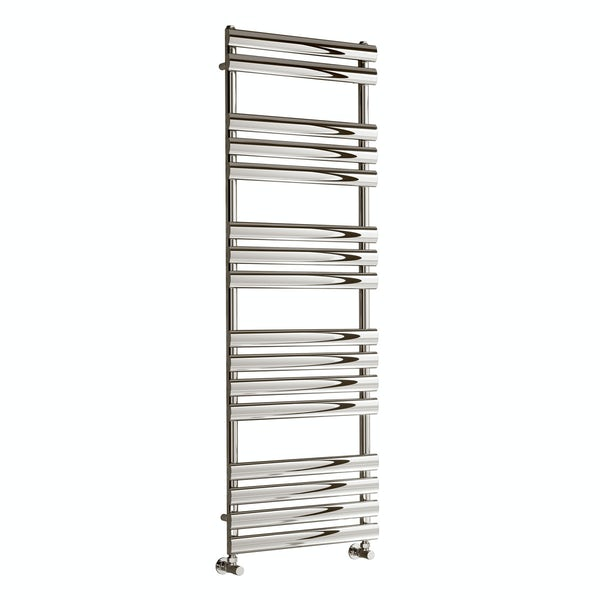 Reina Arbori chrome steel designer radiator