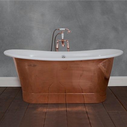 Copper baths
