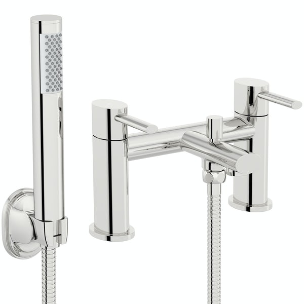 Orchard Elsdon bath shower mixer tap