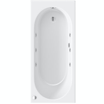 Mode Richmond single end 6 jet whirlpool bath