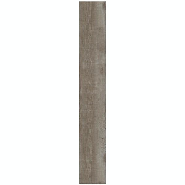 Malmo Rigid click tile embossed & matt 5G Matteo flooring 5.5mm