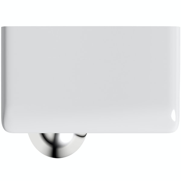 Dolphin commercial chrome plated hand dryer