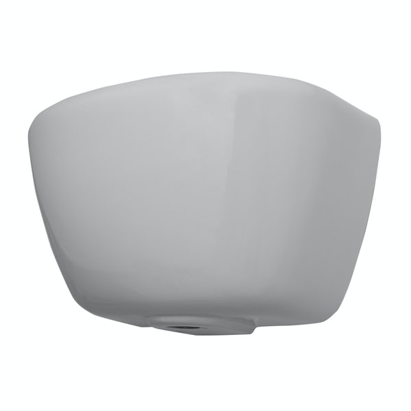 Kirke Curve top in exposed urinal accessories pack for 3 bowls