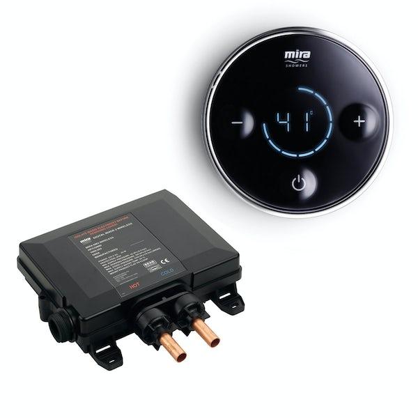 Mira Platinum digital shower valve and controller standard