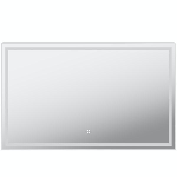 Mode Roche LED illuminated mirror 600 x 980mm