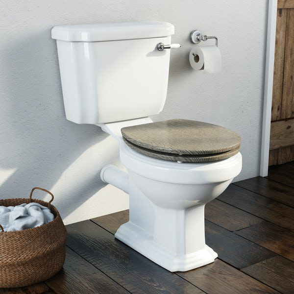 The Bath Co Dulwich Close Coupled Toilet With Soft Close