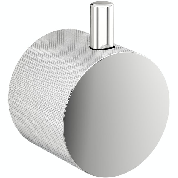 Mode Banks thermostatic shower valve with ceiling shower set