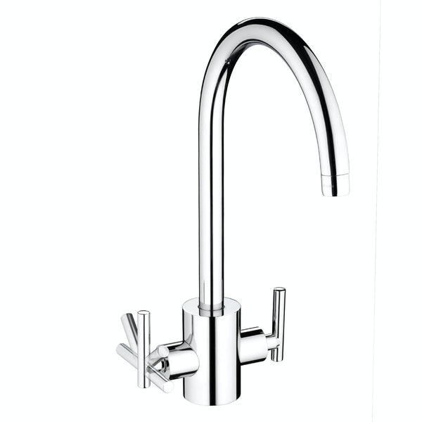 Bristan Artisan Pure kitchen tap with filter