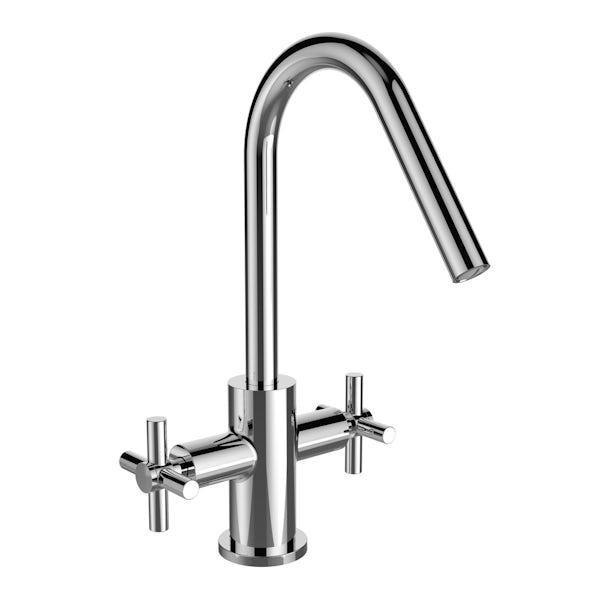 Bristan Pecan Easyfit kitchen tap