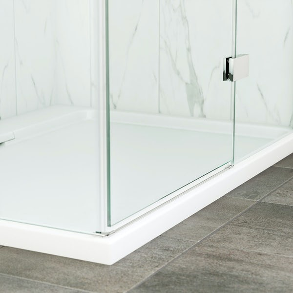 Cooper 8mm Hinged Easy Clean Shower Enclosure