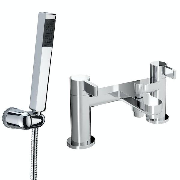 Bristan Clio bath shower mixer tap