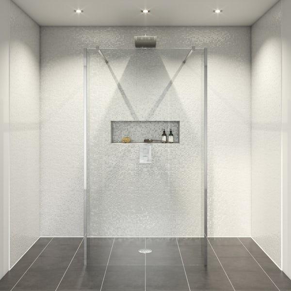 Mode Ando waterfall shower head
