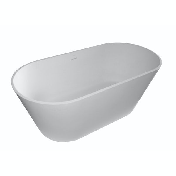 Belle de Louvain Goda solid surface sotne resin freestanding bath