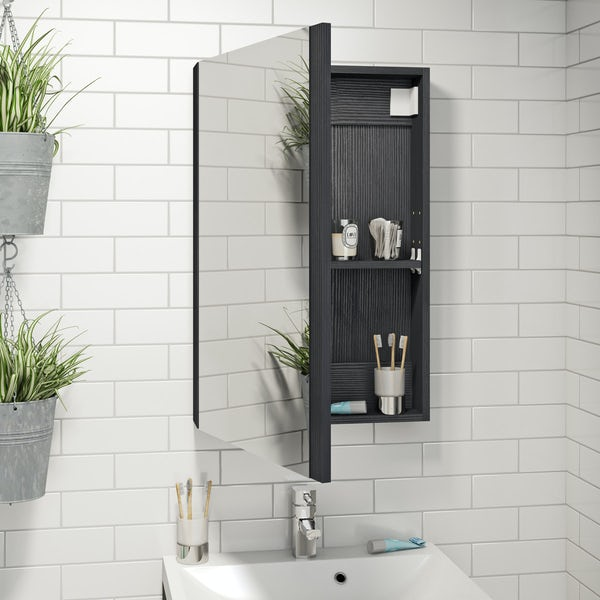 Orchard Wye essen furniture package with vanity unit 600mm