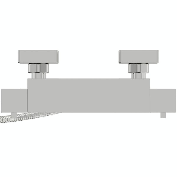 Mode Ellis thermostatic bar shower valve