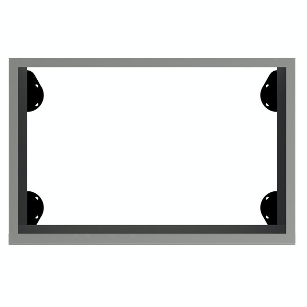 Orchard Wharfe slate grey back to wall unit 500mm