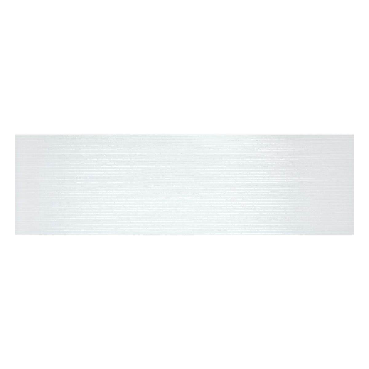 Laura Ashley White Cottonwood Linear Matt Wall And Floor