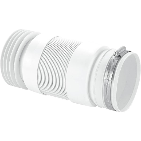 McAlpine straight back to wall pan connector