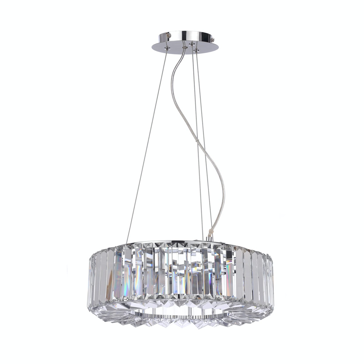 Marquis by Waterford Foyle 4 light bathroom chandelier